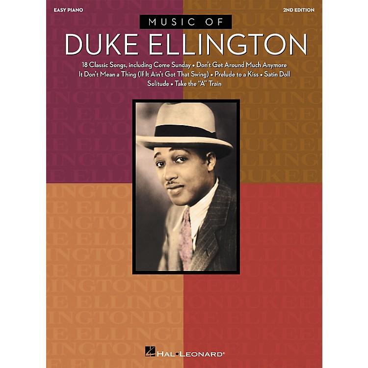 Hal LeonardMusic Of Duke Ellington For Easy Piano