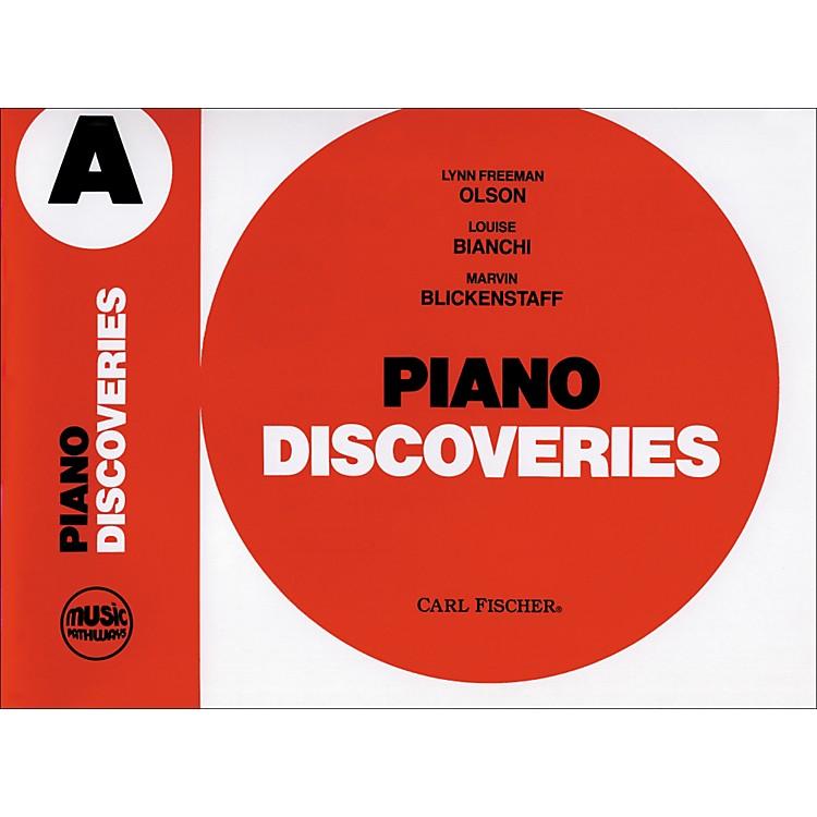Carl FischerMusic Pathways - Piano Discoveries
