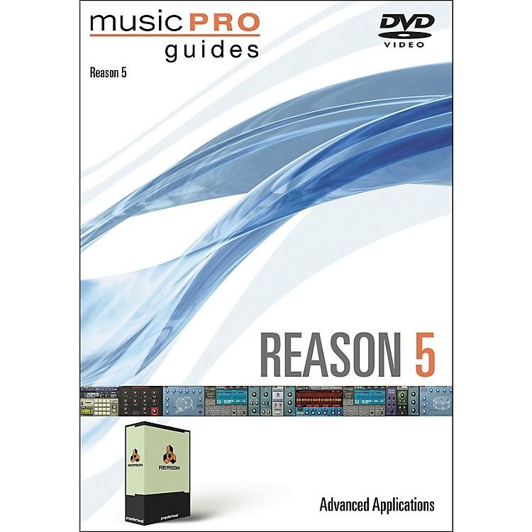 Hal LeonardMusic Pro Guide DVD Reason 5 Advanced Applications