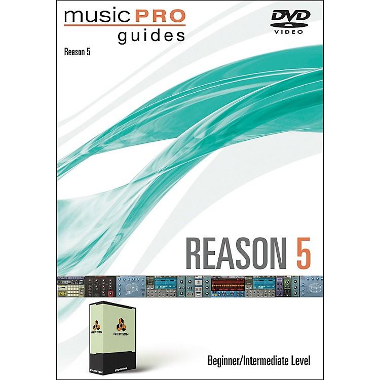 Hal LeonardMusic Pro Guide DVD Reason 5 Beginner/Intermediate Level