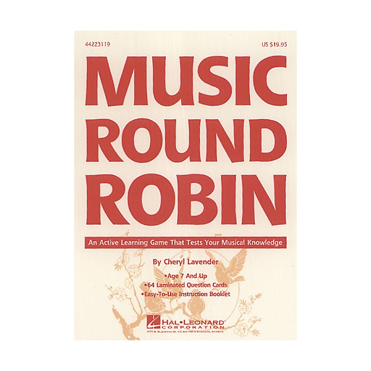 Hal LeonardMusic Round Robin (Game)