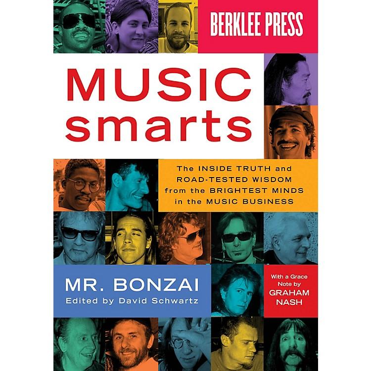 Berklee PressMusic Smarts Berklee Press Series Softcover Written by Mr. Bonzai
