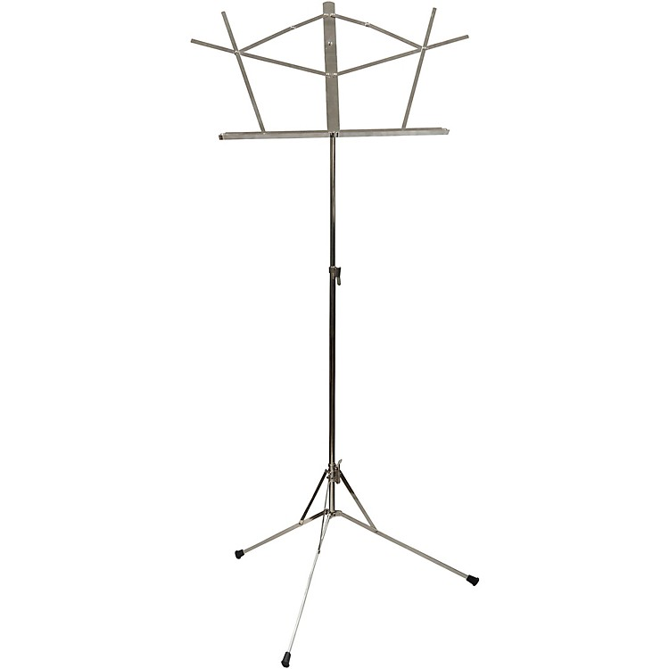 StagelineMusic Stand Nickel