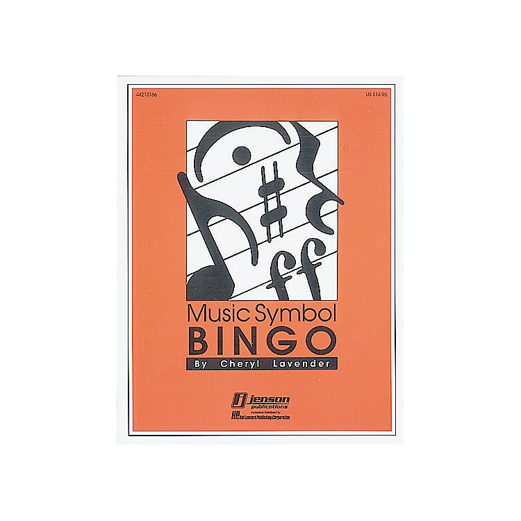 Hal LeonardMusic Symbol Bingo (Game)