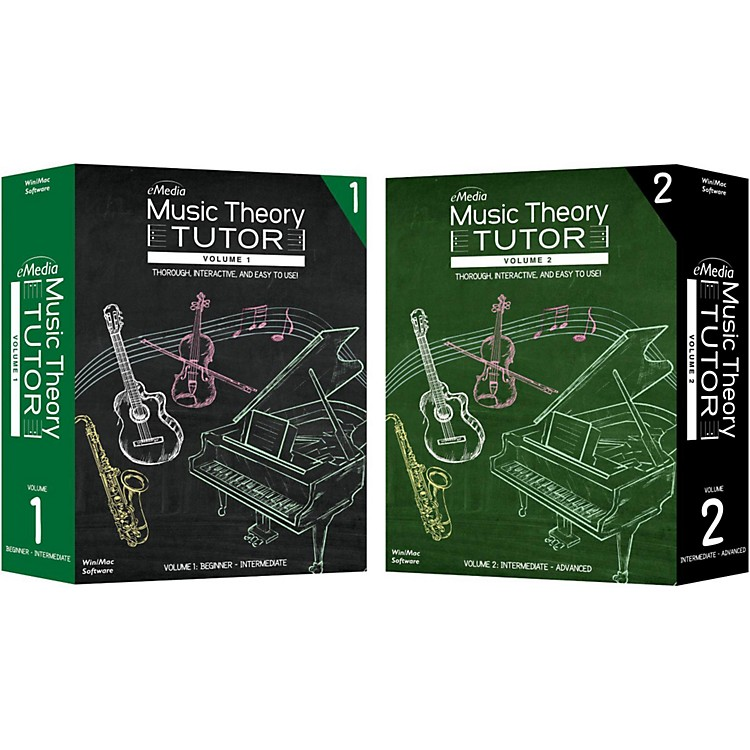 EmediaMusic Theory Tutor Complete