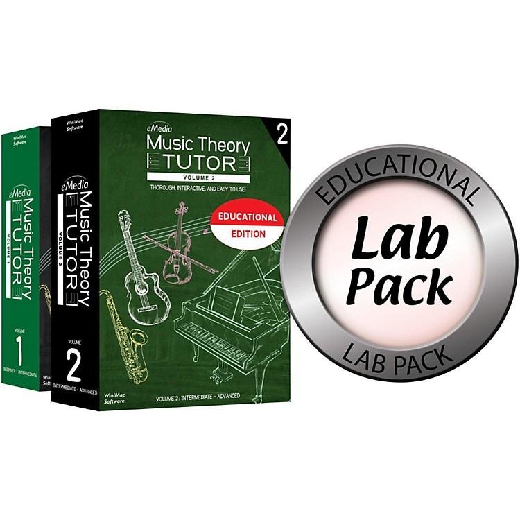 eMediaMusic Theory Tutor Lab Pack for 20 Computers