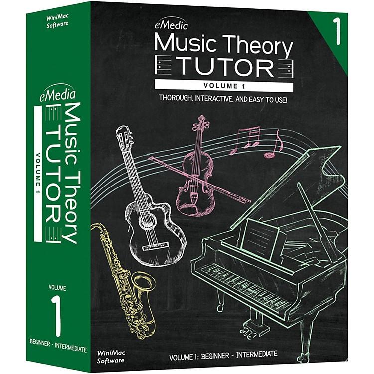 eMediaMusic Theory Tutor Volume 1