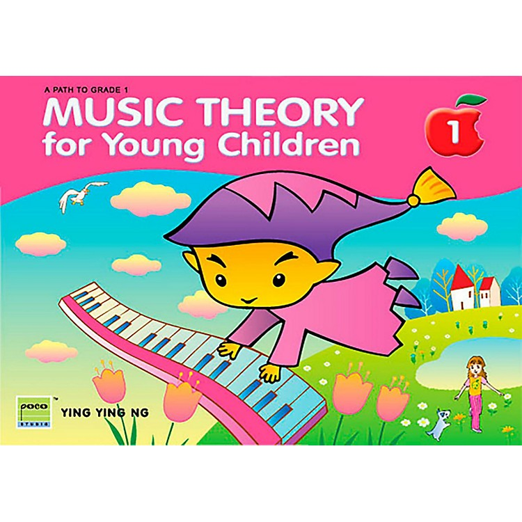 Alfred Music Theory for Young Children, Book 1 - 2nd Edition