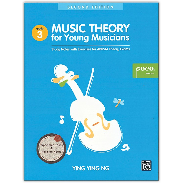 AlfredMusic Theory for Young Musicians, Grade 3