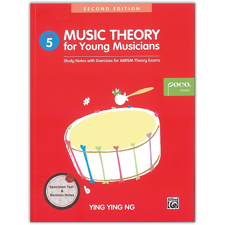 AlfredMusic Theory for Young Musicians, Grade 5