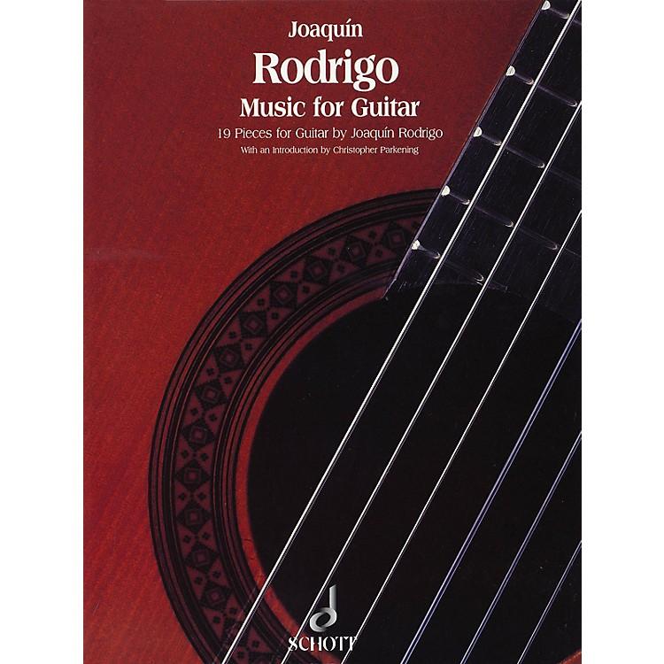 SchottMusic for Guitar (19 Pieces) Schott Series