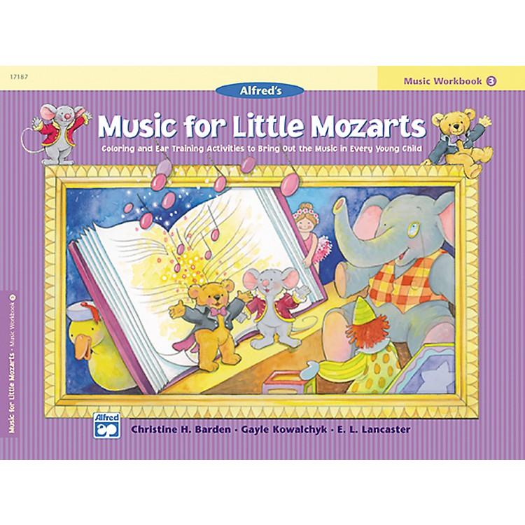 AlfredMusic for Little Mozarts: Music Workbook 4