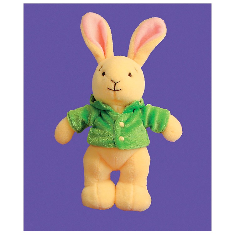 AlfredMusic for Little Mozarts Plush Toy -- J. S. Bunny 5