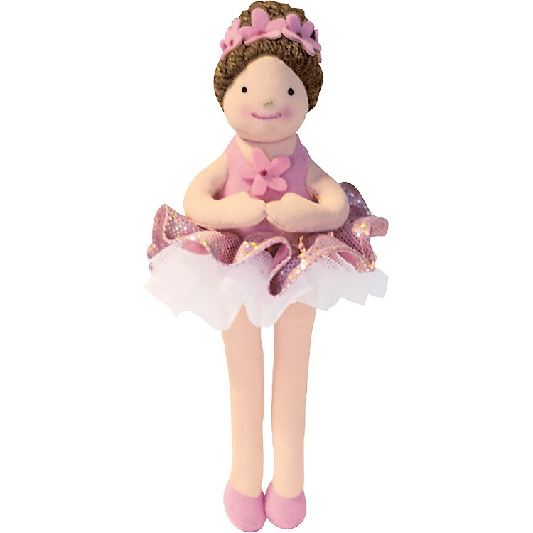 AlfredMusic for Little Mozarts Plush Toy -- Nina Ballerina (Level 3-4)