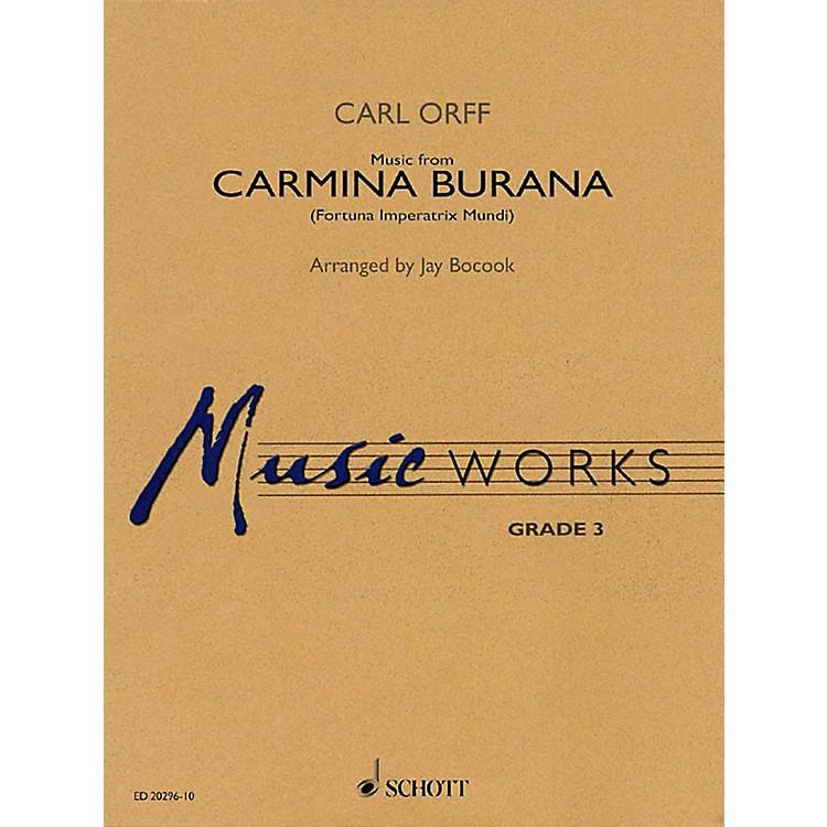 SchottMusic from Carmina Burana MusicWorks Grade 3