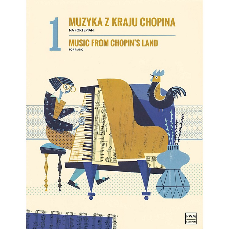 PWMMusic from Chopin's Land (Volume 1) PWM Series Softcover
