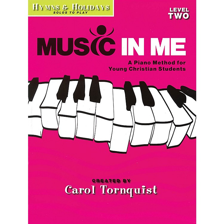 Word MusicMusic in Me - A Piano Method for Young Christian Students Sacred Folio by Carol Tornquist (Mid-Elem)