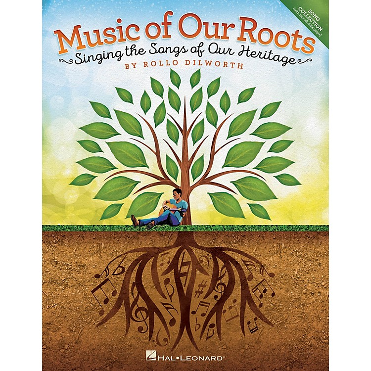 Hal LeonardMusic of Our Roots (Singing the Songs of Our Heritage) PERF KIT WITH AUDIO DOWNLOAD by Rollo Dilworth