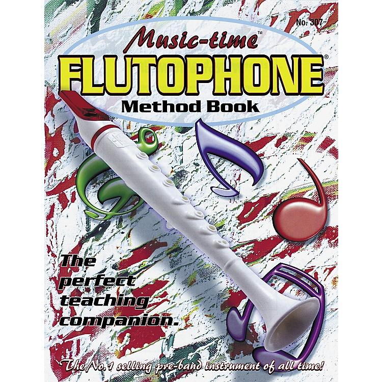 Grover-TrophyMusic-time Flutophone Method BookClassroom Method Book
