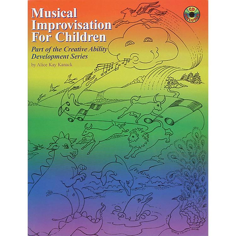 AlfredMusical Improvisation for Children Book/CD