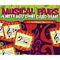 Music SalesMusical Pairs - A Note Matching Card Game-thumbnail