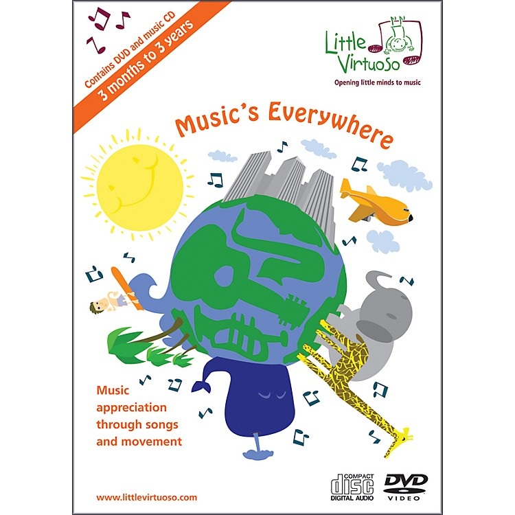 Alfred Music's Everywhere DVD & CD Classroom