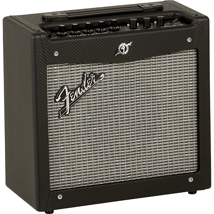 FenderMustang I 20W 1x8 Guitar Combo AmpBlack