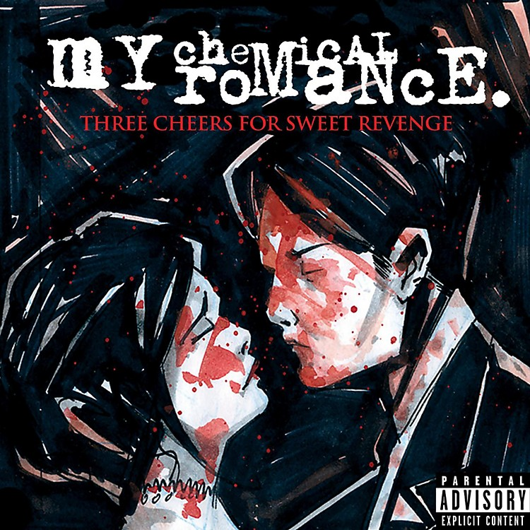 WEA My Chemical Romance - Three Cheers For Sweet Revenge (Explicit)(Vinyl)