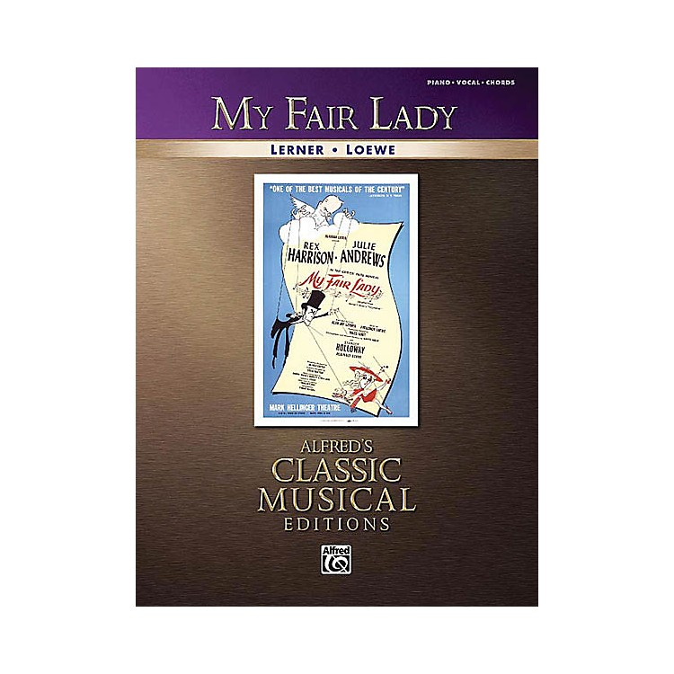 AlfredMy Fair Lady Vocal Selections