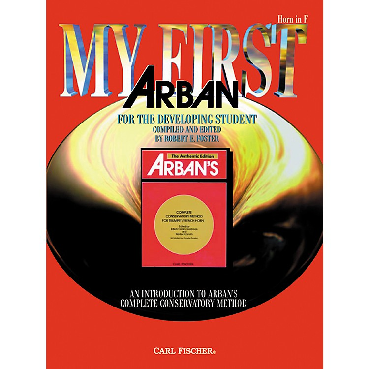 Carl FischerMy First Arban Book for French Horn