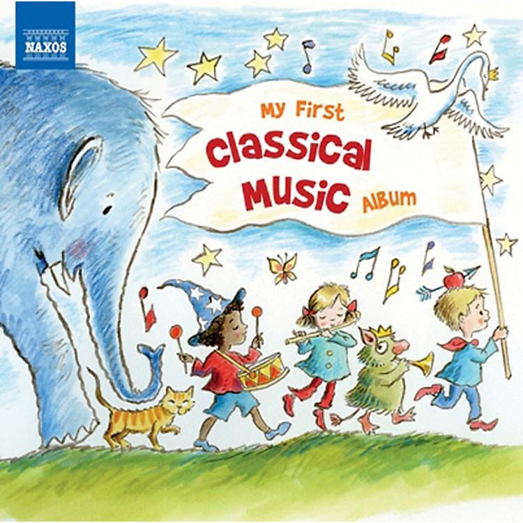 AlfredMy First Classical Music Album CD
