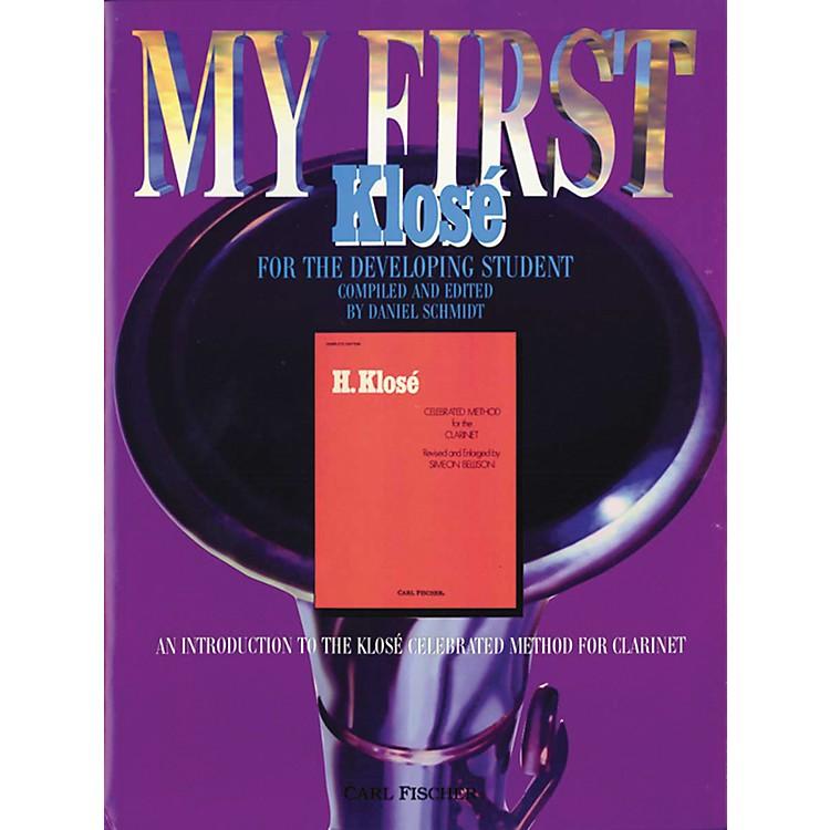 Carl FischerMy First Klose Book