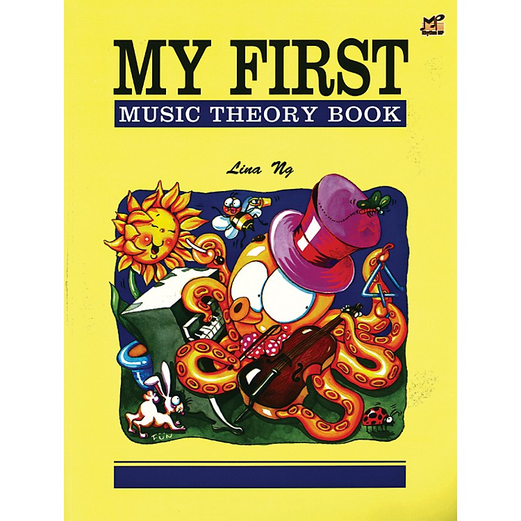 Alfred My First Music Theory Book
