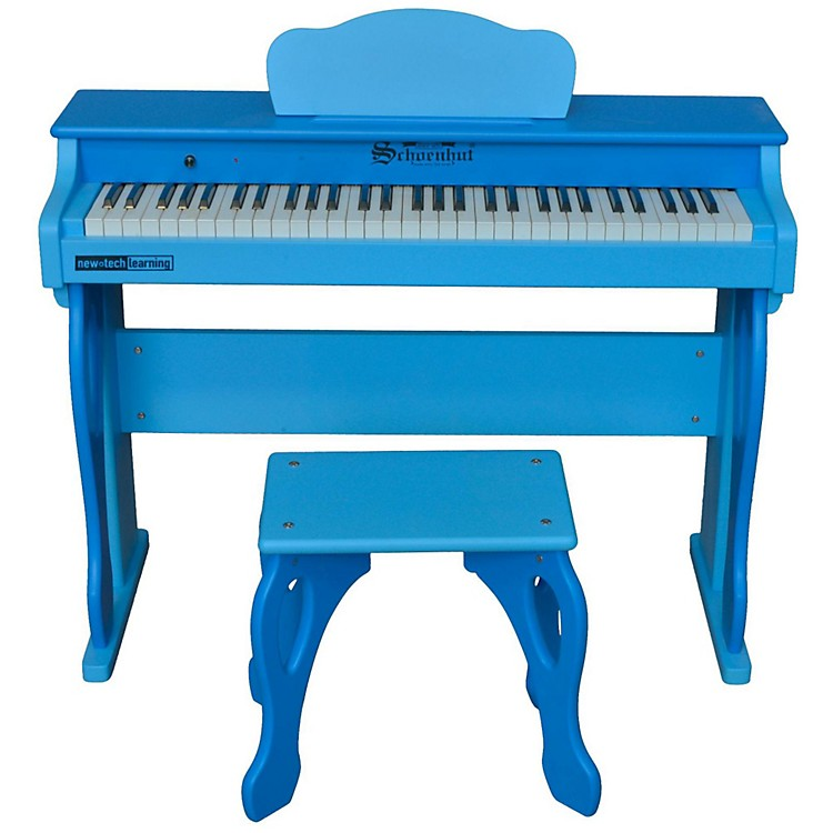 Schoenhut My First Piano Tutor Blue