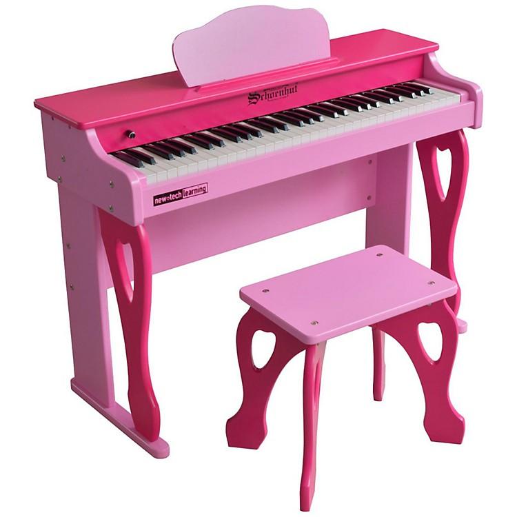 SchoenhutMy First Piano TutorPink190839045393
