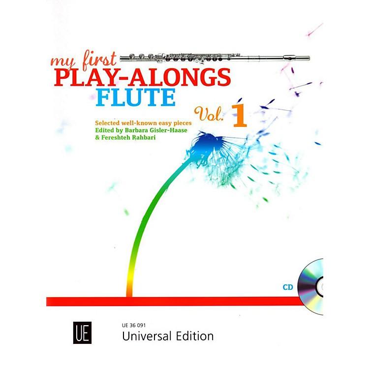 Carl FischerMy First Play-Alongs Flute Vol.1