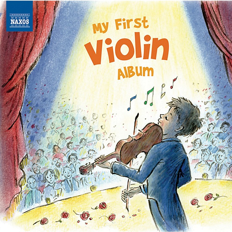 AlfredMy First Violin Album CD