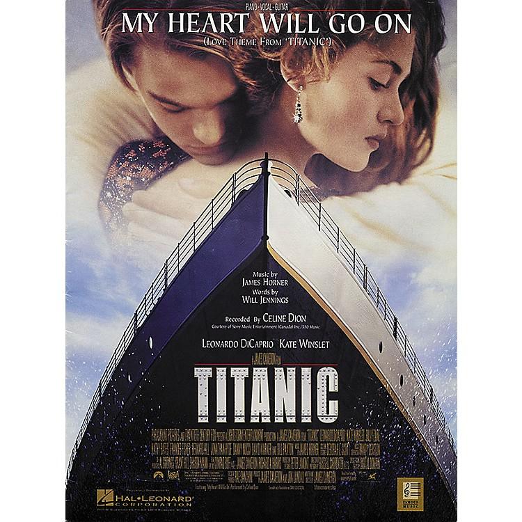 Hal LeonardMy Heart Will Go on (Love Theme From Titanic)