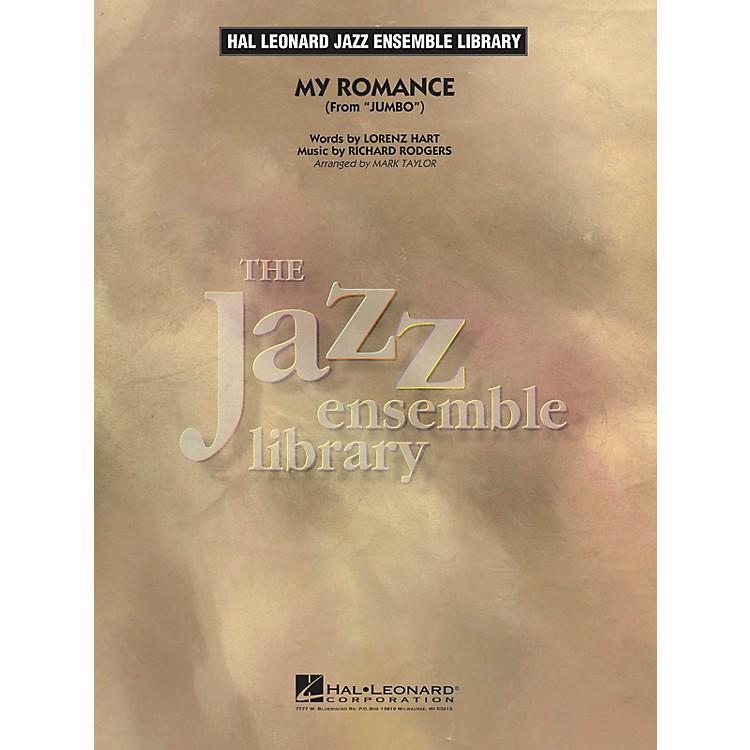 Hal LeonardMy Romance Jazz Band Level 4 Arranged by Mark Taylor