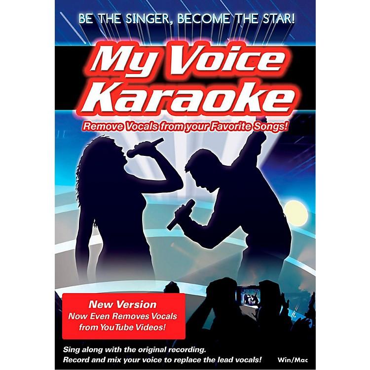 EmediaMy Voice Karaoke - Digital DownloadMacintosh Version