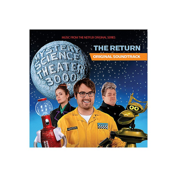 AllianceMystery Science Theater 3000 - Mystery Science Theater 3000: Return Original Soundtrack - Netflix