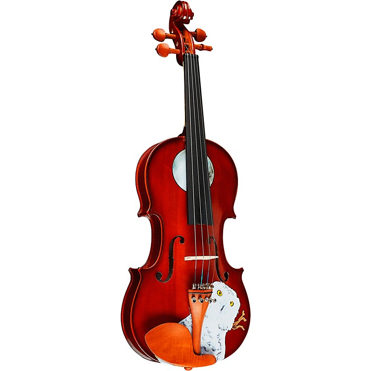 Rozanna's ViolinsMystic Owl Series Violin Outfit4/4 Size