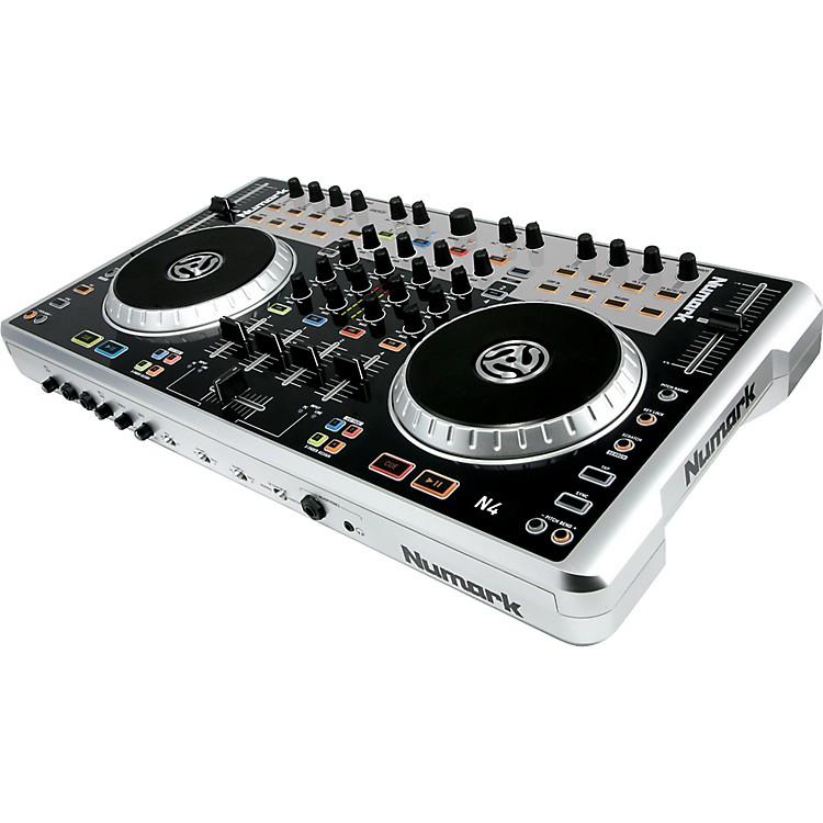 NumarkN4 4-Deck Digital DJ Controller and Mixer