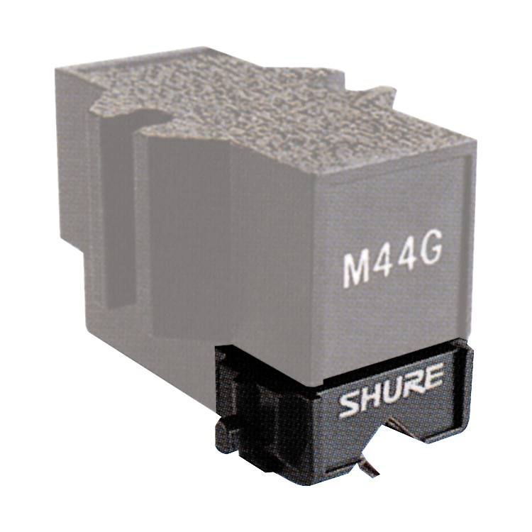 Shure N44G Replacement Stylus / Needle for M44G DJ Cartridge  Single