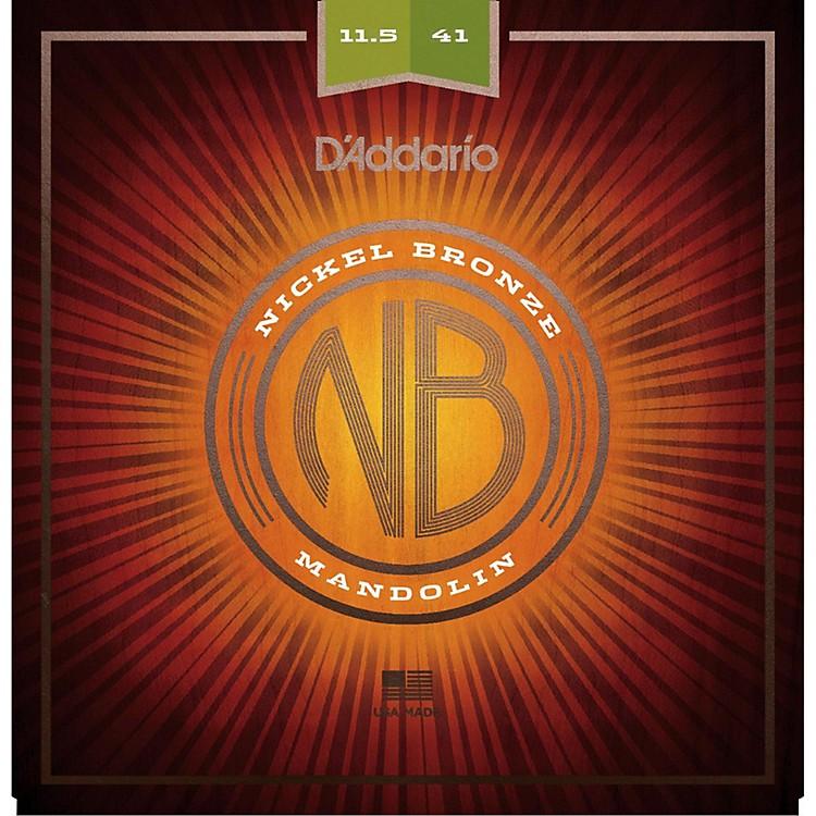 D'AddarioNBM11541 Nickel Bronze Medium-Heavy Mandolin Strings (11.5-41)