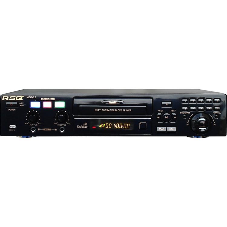 RSQNEO-22 Recording Karaoke Player