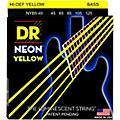 DR StringsNEON Hi-Def Yellow Bass SuperStrings Medium 5-String-thumbnail