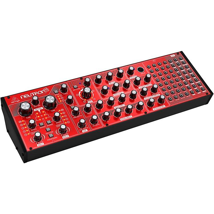 BehringerNEUTRON Paraphonic Analog and Semi-Modular Synthesizer