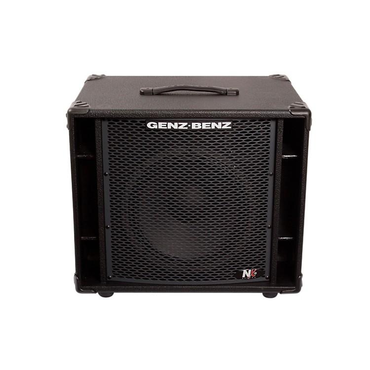 Genz BenzNEX2-112T 300W 1x12 Neodymium Bass Speaker Cabinet w/ Tweeter