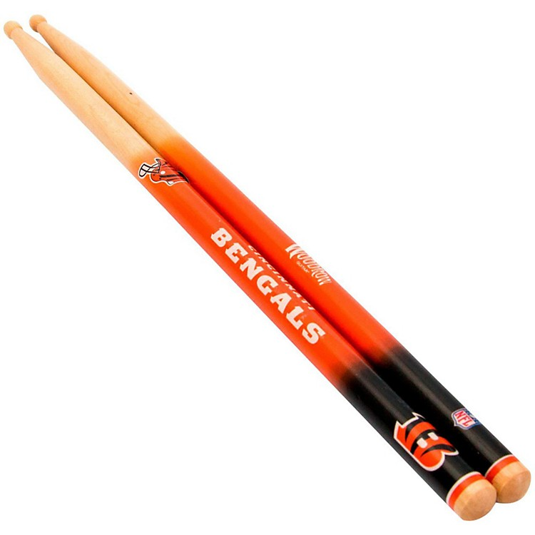 Woodrow GuitarsNFL Drum SticksCincinnati Bengals 5A